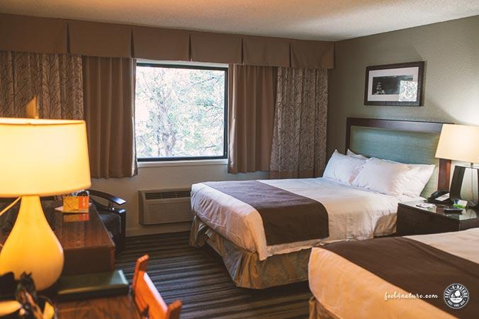 Grand Canyon Yavapai Lodge Zimmer