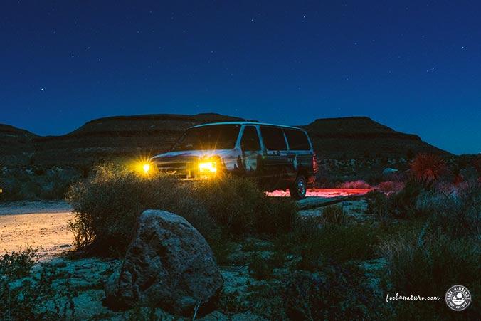 Wohnmobil Mojave USA