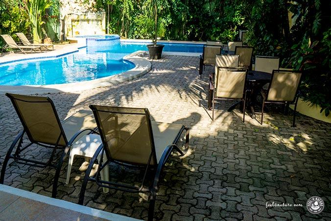 Pool LunaSol Hotel