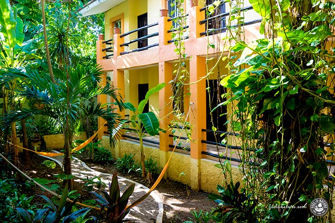 Garten LunaSol Hotel