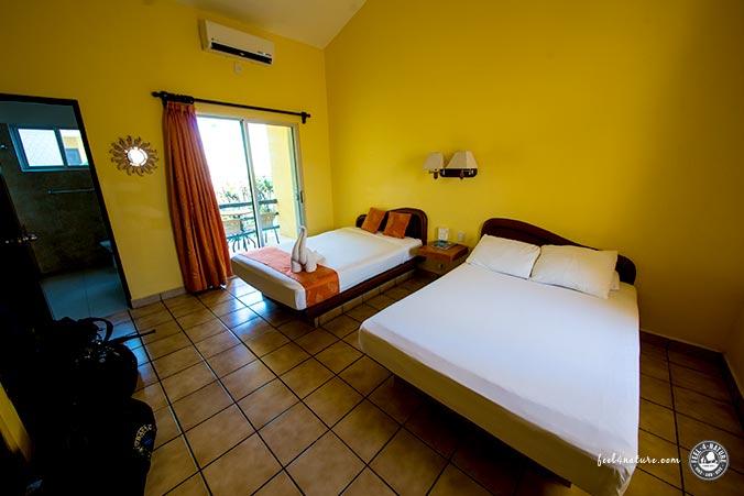 Zimmer LunaSol Hotel