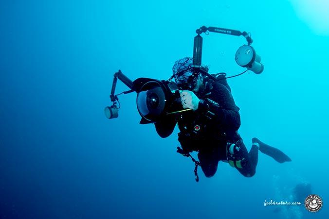 Unterwasserfotografie BS Kinetics