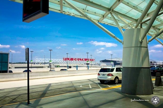 Langstreckenflug Flughafen Tipps