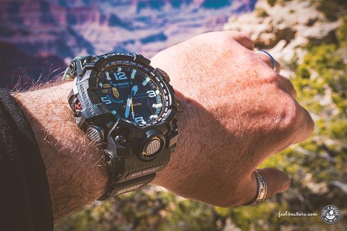 Geschenke Outdoorfans Uhr