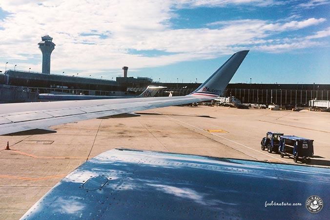 Sparen Flugbuchung