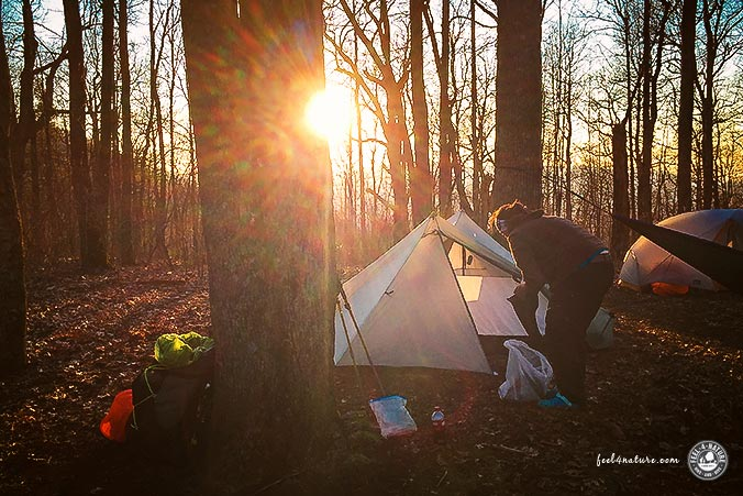 Backcountry Camping USA
