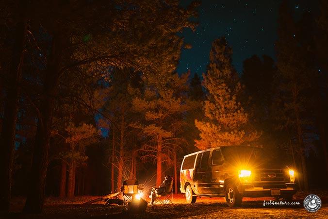 Campingplatz USA kostenlos
