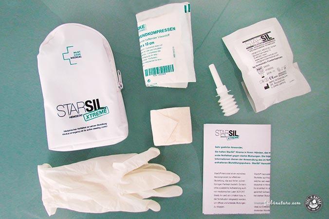 StarSil Xtreme Erste Hilfe Set