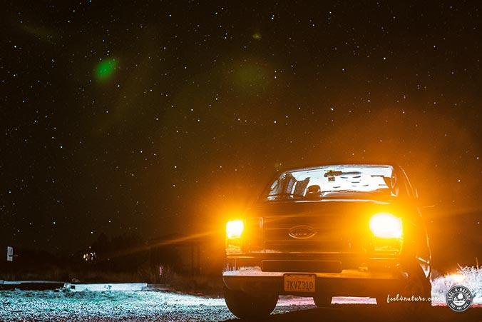 Camper USA Sternenhimmel