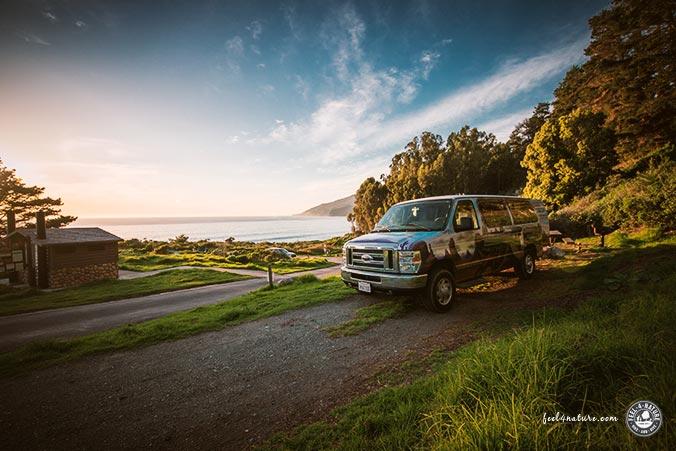 Camper Mieten USA Küste