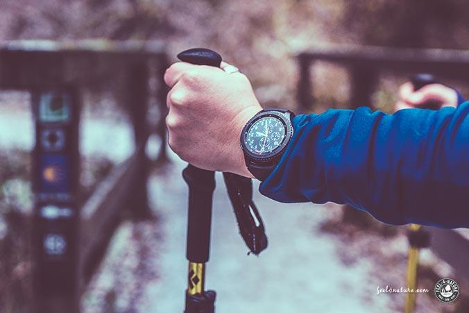 Gear S3 Trekking Smartwatch
