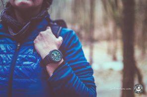 Samsung Gear S3, die Outdoor Smartwatch auf dem Jakobsweg