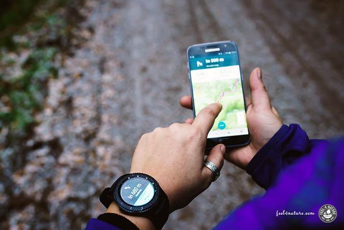 Camping Packliste Smartphone