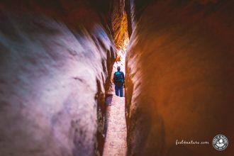 Leprechaun Canyon Wandern
