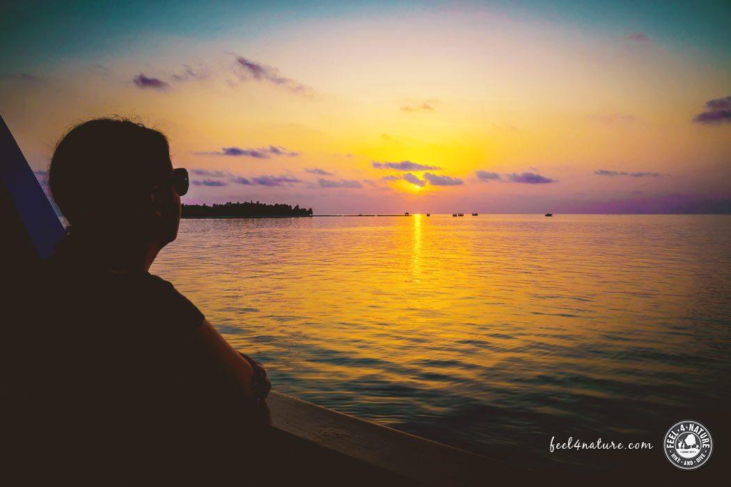 Tauchsafari Malediven Carpe Novo