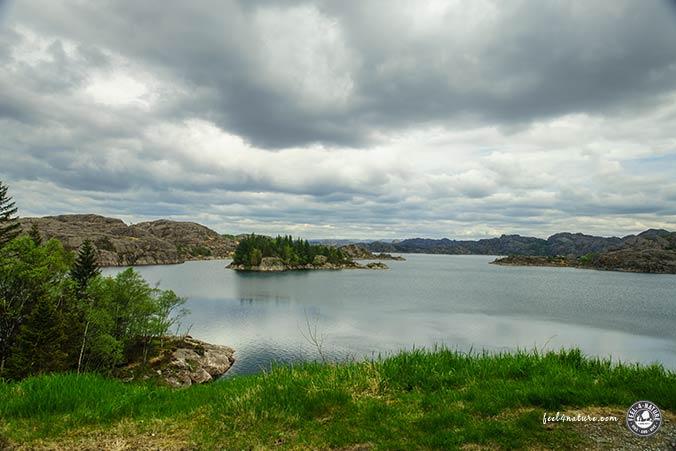 Norwegen Inselwelt