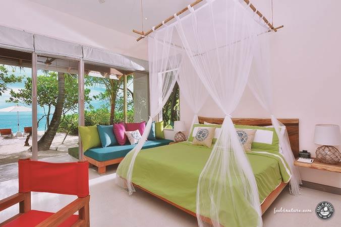 Deluxe Beach Villa Helengeli