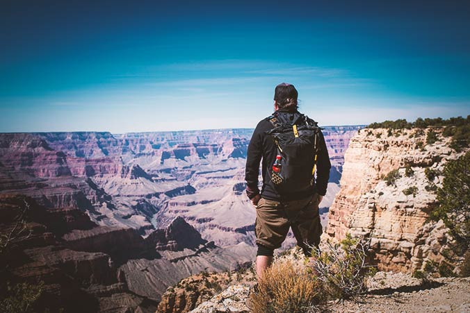 Urlaubsidee Wandern