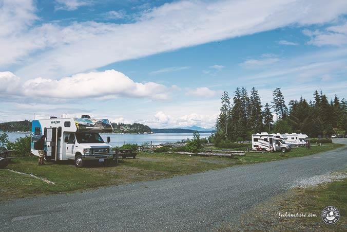 Vancouver Island CruiseCanada RV
