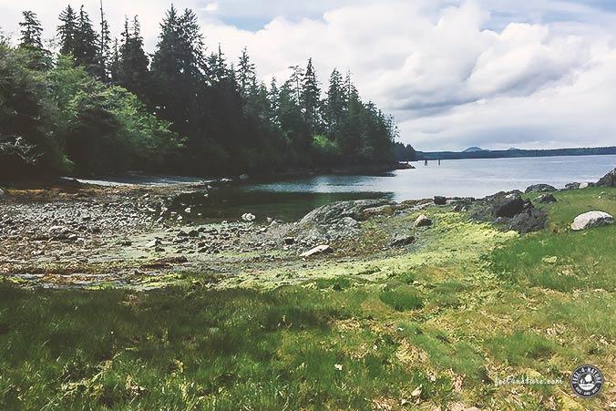 Vancouver Island Wandern