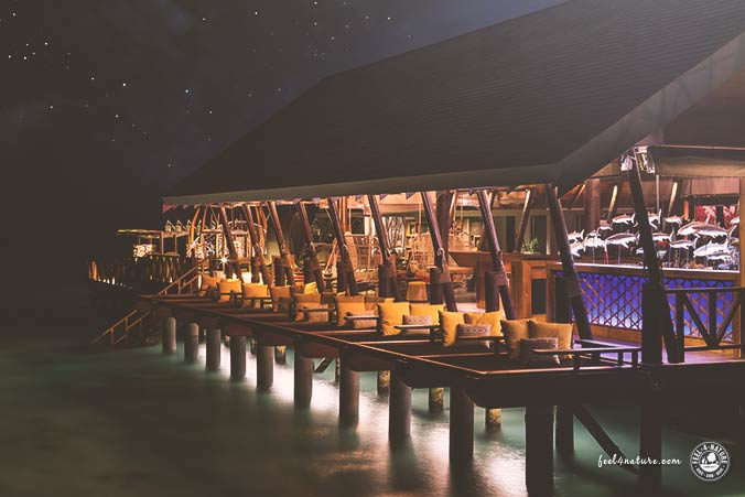 East Bar LUX Resort Malediven