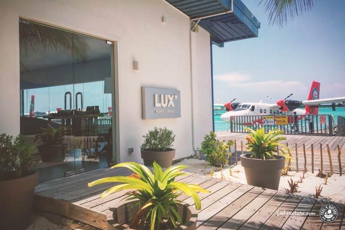 LUX Lounge Male Flughafen