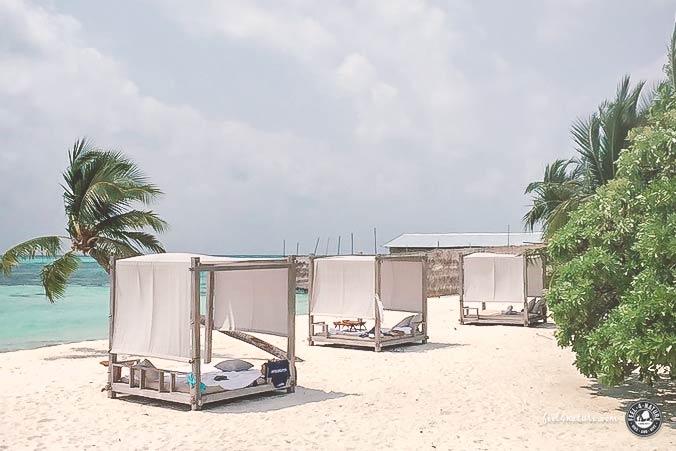 Senses Lounge LUX Ari Atoll