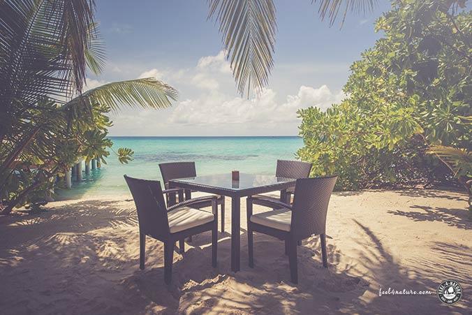 Malediven Gästehäuser