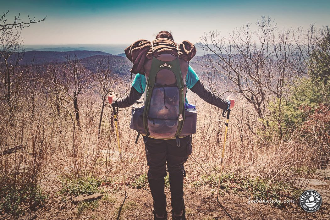 Trekkingrucksack Frauen Test