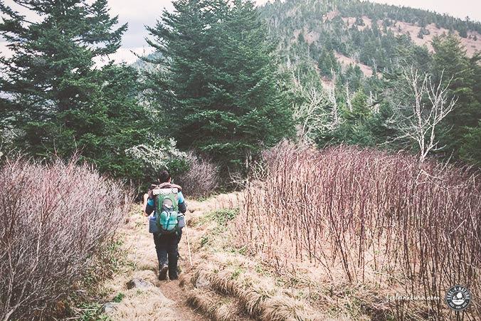 Trekkingrucksack Tragekomfort Frauen