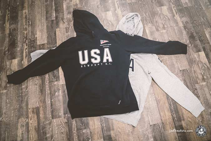 CODEZERO USA Hoddie
