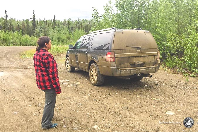 Robert Campell Highway Yukon