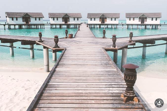 Wasser Villen Reethi Beach