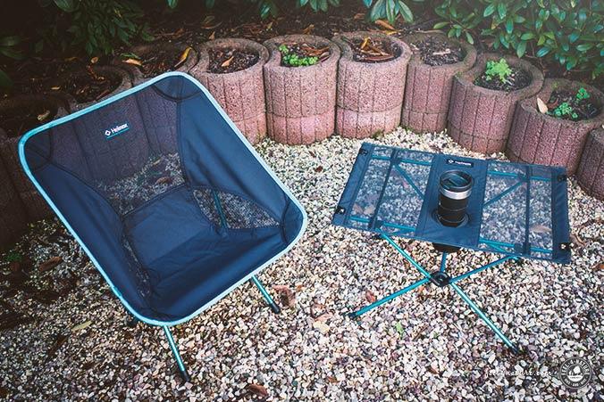 Helinox Chair One Zubehör