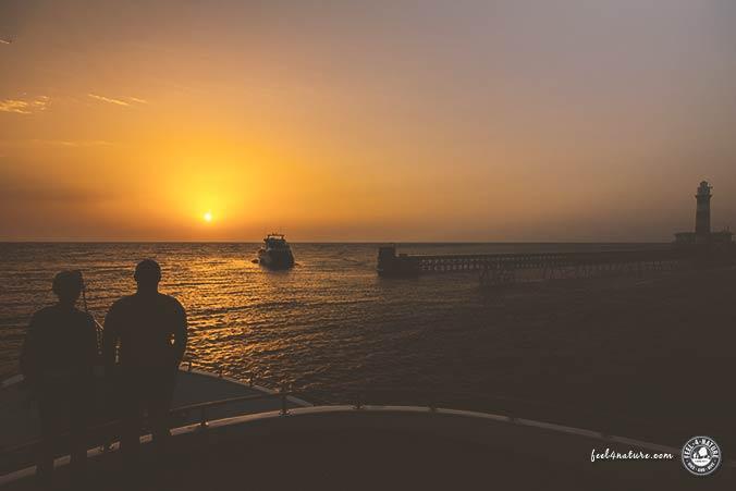 Tauchen Ägypten Boot