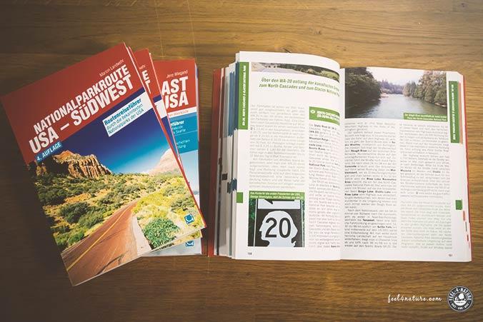 Conbook USA Reiseführer