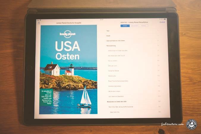 USA Reiseführer eBook