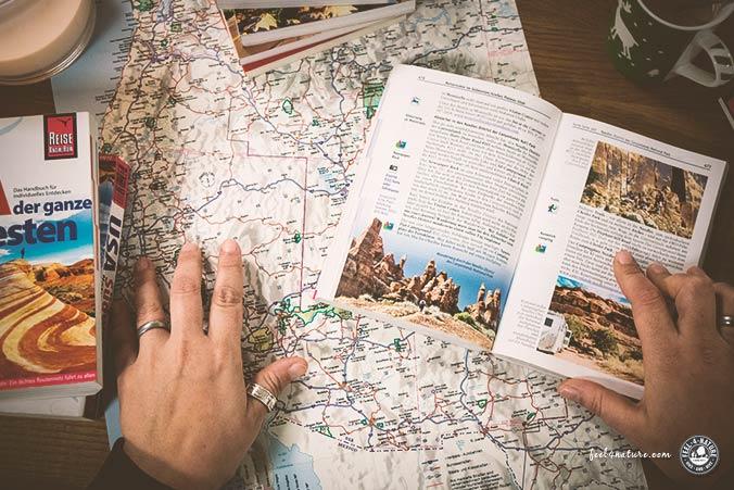 Reiseführer USA Empfehlung