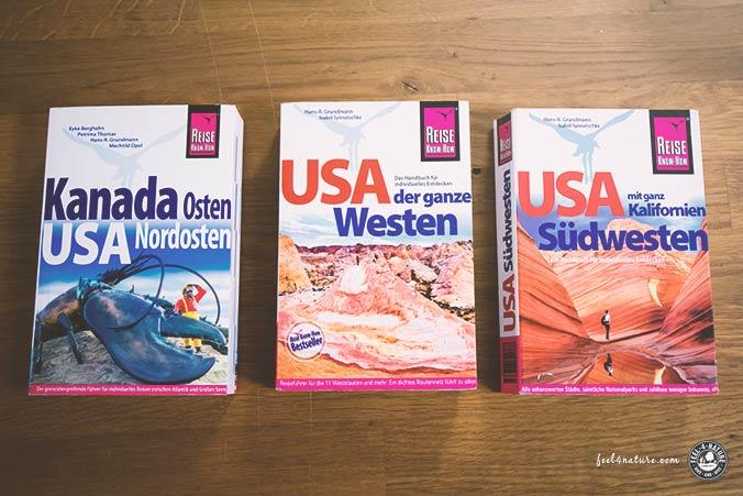 USA Reiseführer kaufen