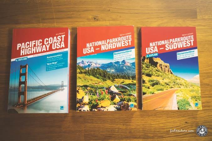 Reiseführer Südwesten USA