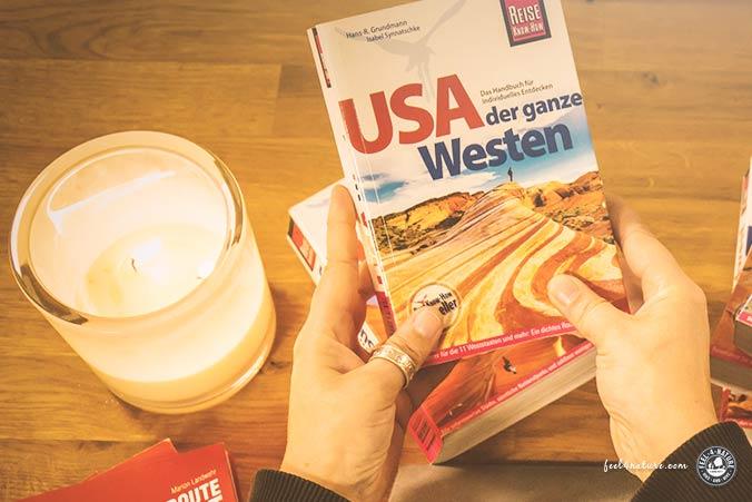 Reiseführer USA Westen