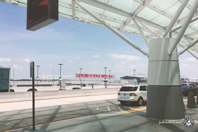 Einreise Flughafen USA
