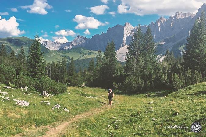 Reisen Fernwandern