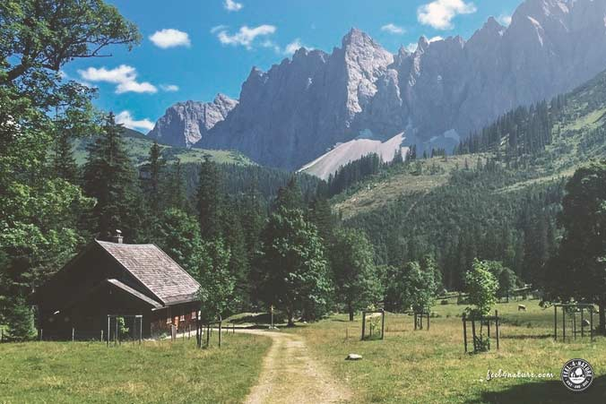 Wanderreisen Alpen