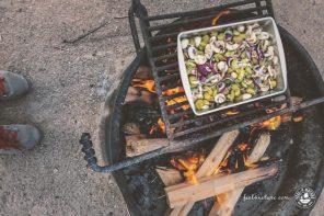 6 einfache Camping Rezepte für Outdoor & Trekking Touren