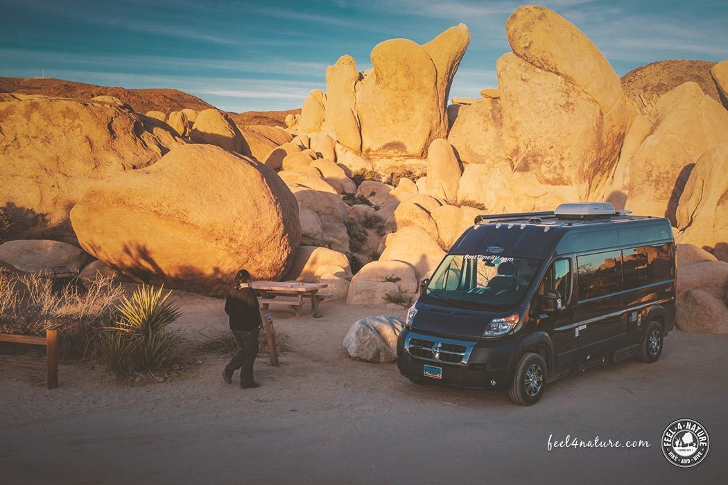 Joshua Tree National Park Camping