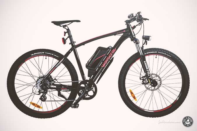 ATU E-Mountainbike