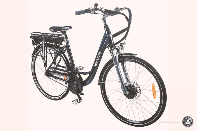 ATU City E-Bike