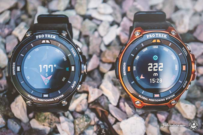 Pro Trek Smartwatch Outdoor