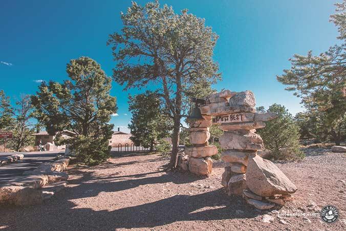 Hermit Trail Wandern